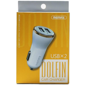 Remax Car Charger Dolfin RCC-206