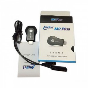 ANY CAST HDMI WiFi DONGLE M2 PLUS 1080P