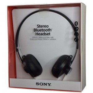 Sony Bluetooth Headphones SBH60