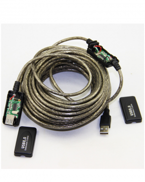 USB Extension Male To Female With 2.0 15m With IC