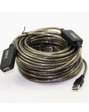 Usb Extension Male To Female 2.0 30m With IC
