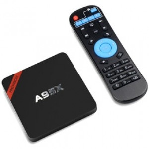 Android Smart TV Box NexBox A95X R1 Quad-Core 1GB RAM+8GB ROM Android 6.0