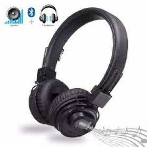 NIA X5SP Bluetooth Wireless Headphone+Speaker