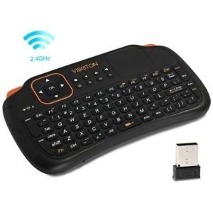Viboton Touch Pad Wireless Keyboard Mouse S1